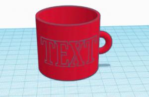 3-Tinkercad'de Kupa Bardak Tasarımı